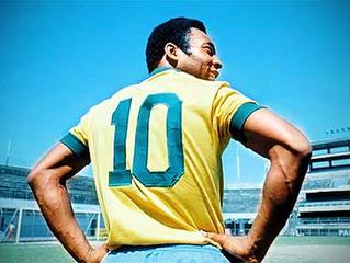 Deus do Futebol: Pelé
