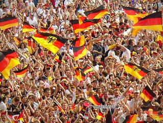 O Futebol Extraterrestre da Alemanha