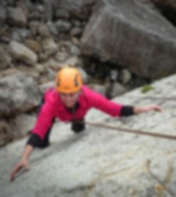 Learn to rock climb outdoors. Rock climbing courses in Dorset, Jurassic Coast. Providing the best outdoor rock climbing courses in Dorset