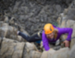 Learn to rock climb outdoors. Rock climbing gift in Dorset, Jurassic Coast, Swanage. Providing the best outdoor rock climbing courses in Dorset