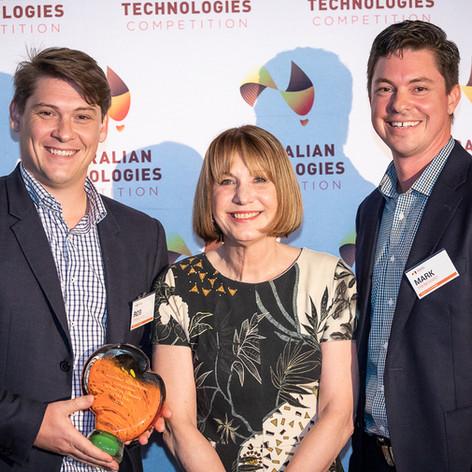 2018 Australian Technology Company of the Year - Hydrox Technologies