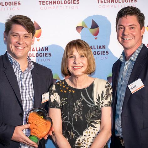 2018 overall winner: Hydrox Technologies (QLD)