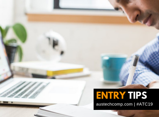 Top tips to ace your entry