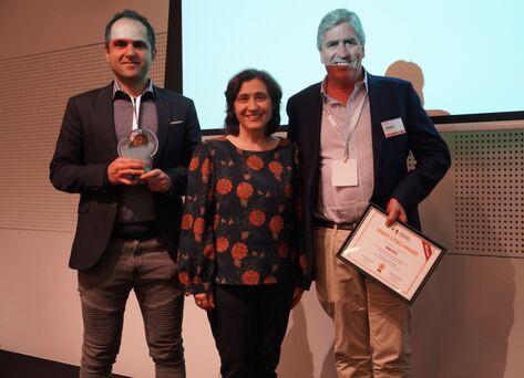 Inkerz win Smart Cities Award