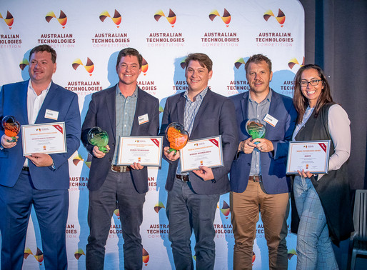 Queensland shines bright in the 2018 Australian Technologies Competition