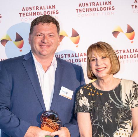 Advanced Robotic Technology wins Advanced Manufactuing Award