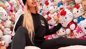 PUMA lança coleção da HELLO KITTY no Brasil
