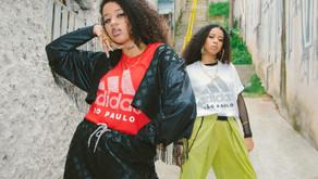 adidas homenageia bairros icônicos de SP e RJ em nova coleção