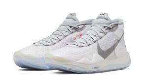 """Nike Zoom KD 12 """"Wolf Grey"""" chega ao Brasil"""