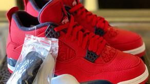 Air Jordan 4 também vai celebrar o FIBA Basketball World Cup