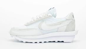 Novas versões monocromáticas do Sacai x Nike LDWaffle chegam ano que vem