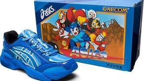 Mega Man e ASICS SportStyle — Conheça a collab que chega ao Brasil amanhã