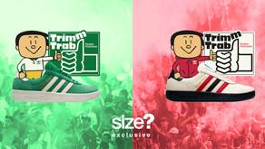 A adidas Originals fez uma homenagem à uma das dez maiores rivalidades do futebol mundial
