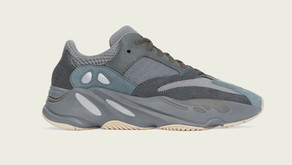 adidas + Kanye West anunciam Yeezy Boost 700 Teal Blue