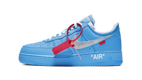 Confira imagens oficiais do Virgil Abloh x Nike Air Force 1 - MCA -