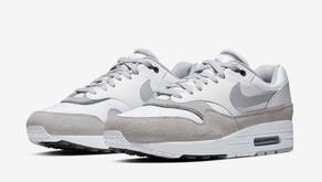 "Nike Air Max 1 ""Wolf Grey"""