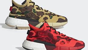 A adidas Originals vai lançar seu POD S3.2 em duas colorways camufladas