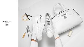 Prada e adidas revelam a primeira parte de sua colaboração