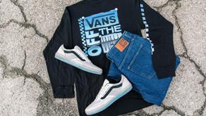 A divisão de skate da Vans celebra a icônica carreira de Anthony Van Engelen com um novo tênis assin