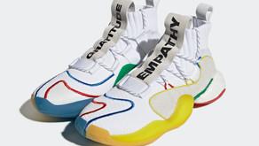 adidas Originals e Pharrell Williams lançam coleção multicolorida