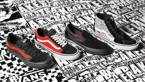 A coleção Vans x Baker homenageia duas marcas criadas para o Skate