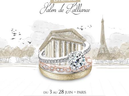 Salon de l'Alliance - du 03 au 28 juin 2020