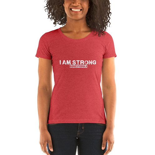 I Am Strong - Womens