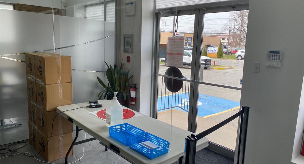 Rental office