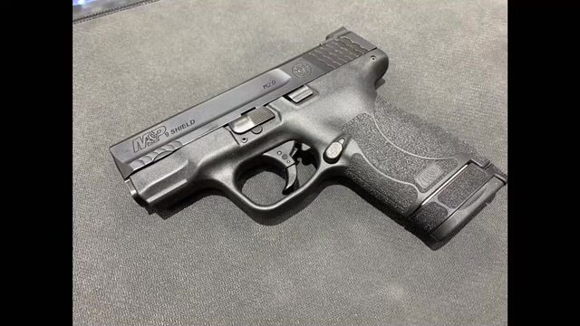 Smith&Wesson M&P9 Shield 2.0