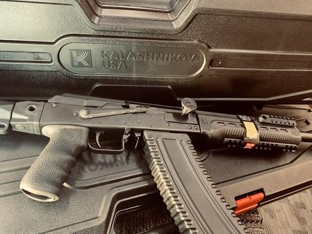 Kalashnikov USA KS-12