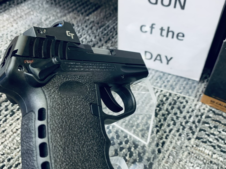 SCCY CPX-1 w/ Optic