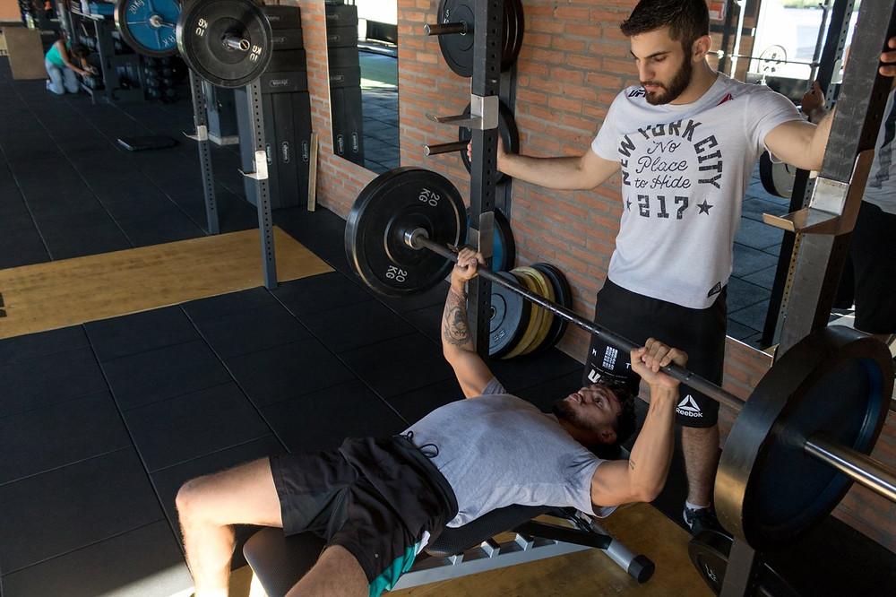 find fitness partner