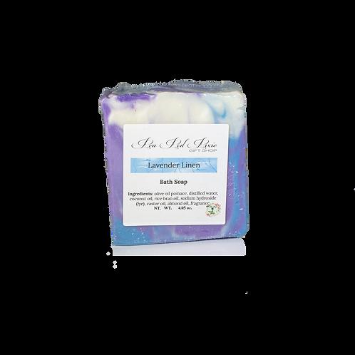 Lavender Linen soap