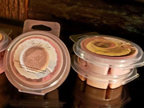 Turkish Mocha wax tart