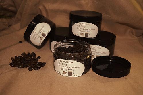 Brown Sugar & Coffee Scrub