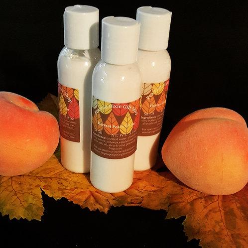 Harvest Peach Lotion