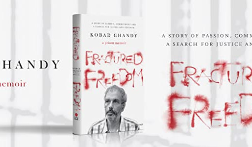 """A Prison Memoir""- Fractured Freedom by Kobad Ghandy"