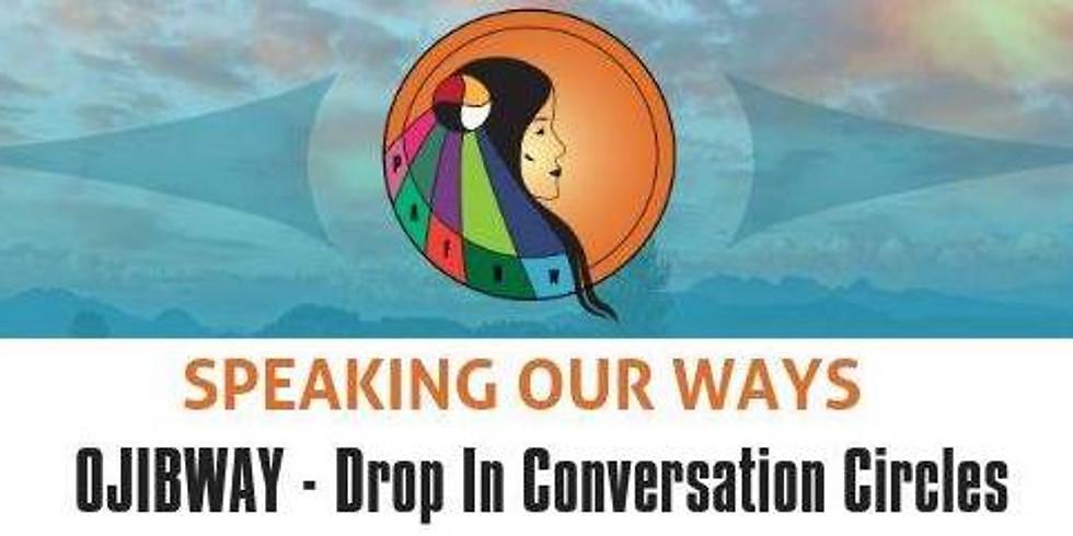 VANCOUVER- Ojibway Drop In Conversation Circle