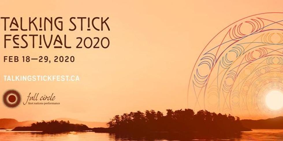 VANCOUVER- Talking Stick Festival