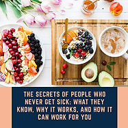 Secrets Of People Who never get Sick Cov