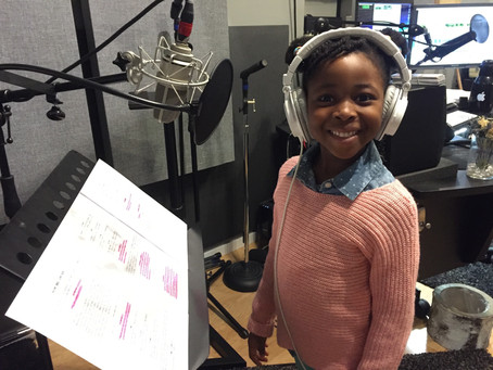 Never Too Young to Start VO!