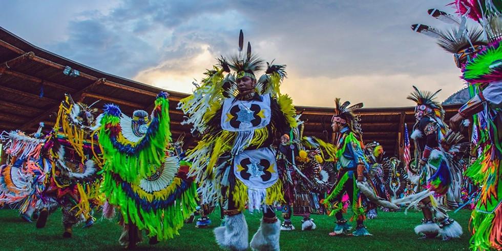 40th Annual Kamloopa Powwow 2019
