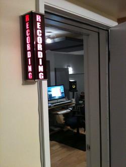 Recording!
