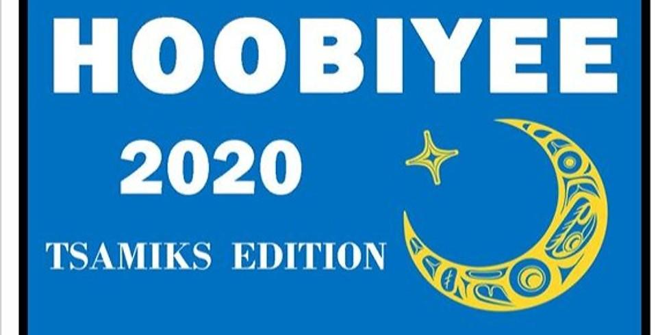 VANCOUVER- Nisga'a Tsamiks Hoobiyee 2020