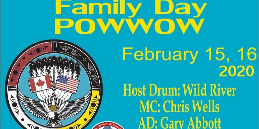 CHILLIWACK- Family Day Pow Wow 2020