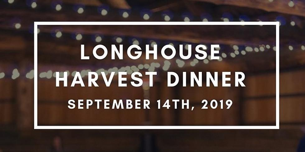 CHILLIWACK- Longhouse Harvest Dinner