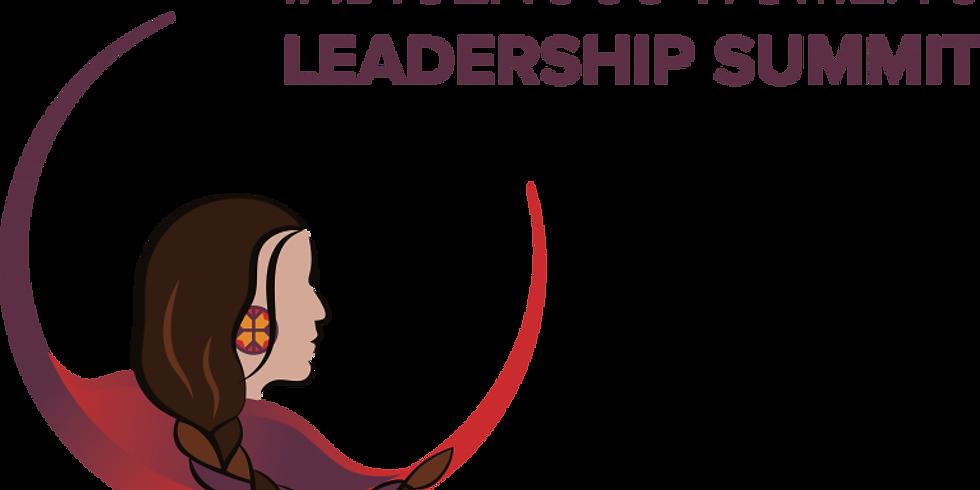 Indigenous Women's Leadership Summit