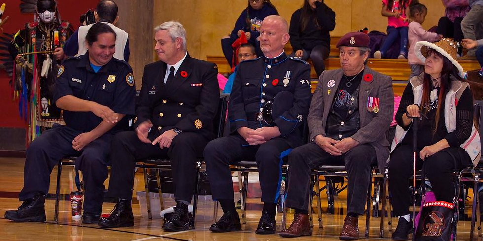 Squamish Veterans Pow Wow