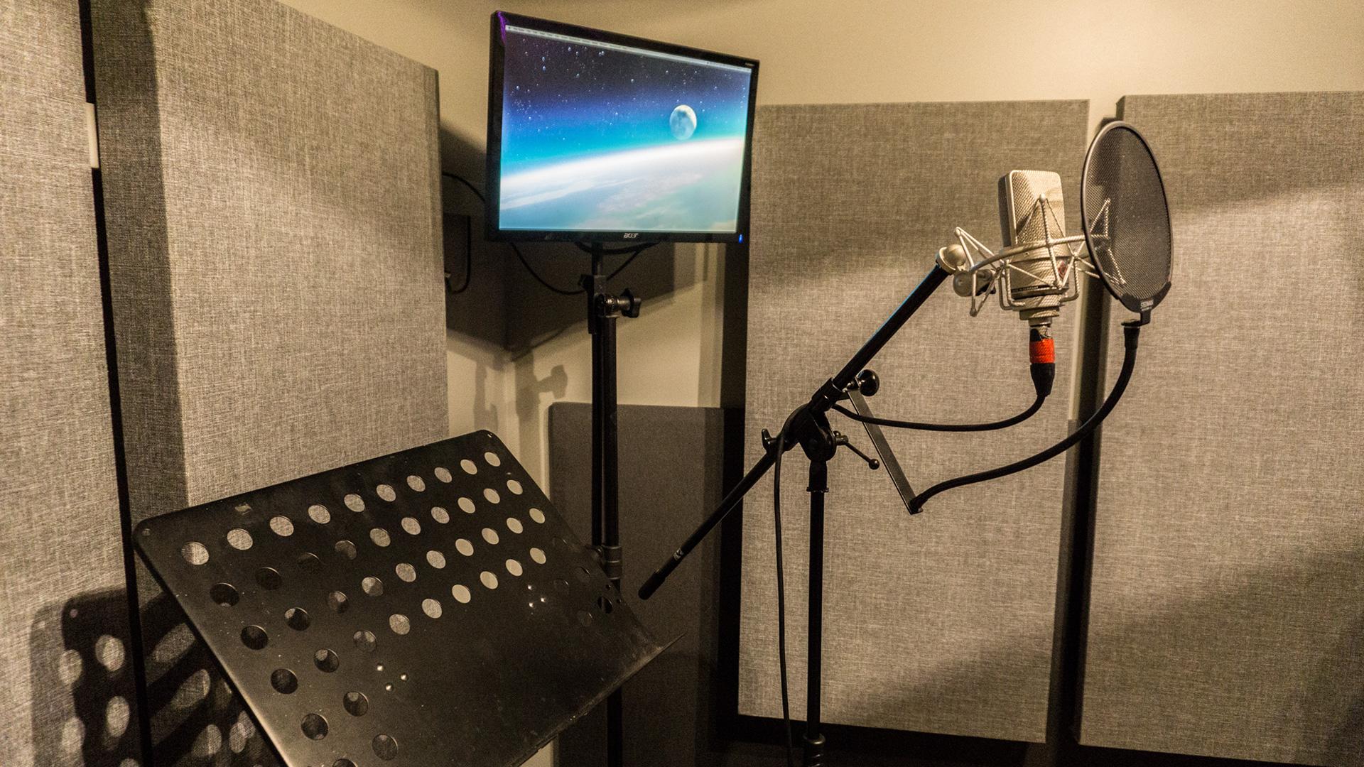 Voice-Corner