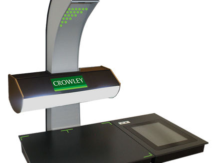 New Overhead Document Scanner is Released